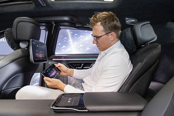 Mercedes macht es bei der neuen S-Klasse wie Tesla, nur besser!