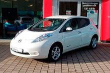 Nissan Leaf mit wenig Kilometern zum Hammer-Preis