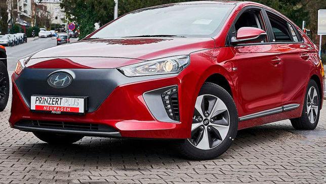 Neuer Hyundai Ioniq Elektro mit fast 10.000 Euro Rabatt!