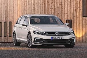 VW Passat GTE Variant ab 79 Euro leasen