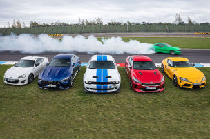 Drift-Vergleich 2020: Test