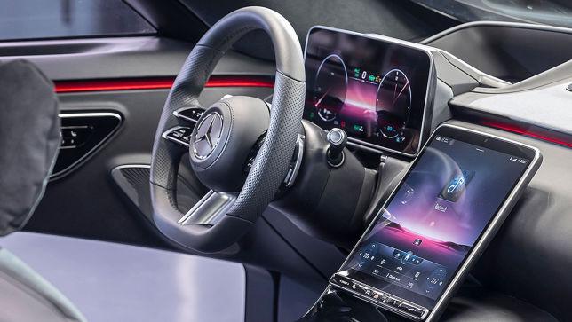 Das neue MBUX von Mercedes macht es besser als Tesla!