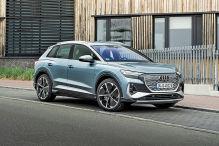Audi Q4 45 e-tron quattro<br />