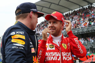 Kollegen? Verstappen sagt Ja zu Vettel!