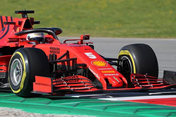 Verstappen offen für Teamkollege Vettel
