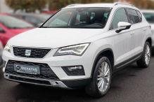 SUV zum günstigen Preis: Seat Ateca mit Topausstattung für 17.450 Euro