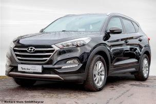 Hyundai Tucson zum Schnäppchenpreis