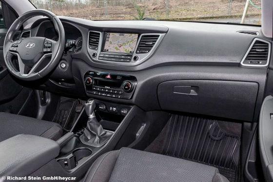 Hyundai Tucson: Dieses SUV mit viel Platz gibt es zum kleinen Preis