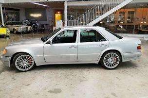 Irrer E 60 AMG mit 381 PS wird verkauft!