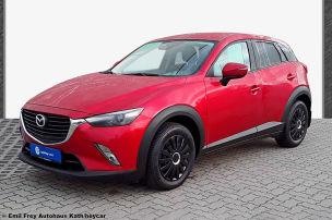 Schickes Mazda-SUV unter 12.000 Euro