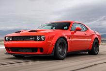 Der Challenger SRT Super Stock ist Dodge's neuer Viertelmeilen-Boss!