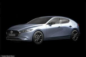 Mazda3 mit Turbo für Amerika