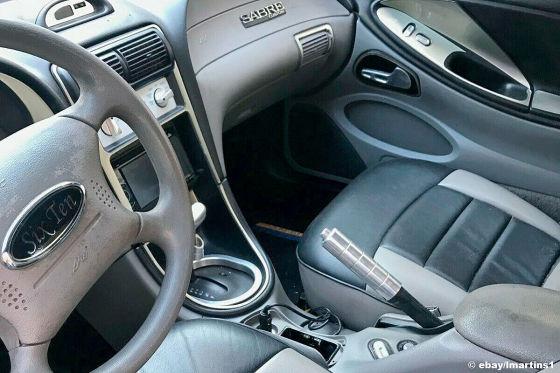 Unter dieser irren Karosserie steckt ein Ford Mustang Cabrio