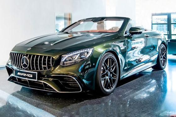 Mercedes-Modelle ab sofort auch in BMW-/Porsche-Farben bestellen