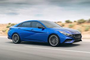 Sportliche N-Kur für den Hyundai Elantra
