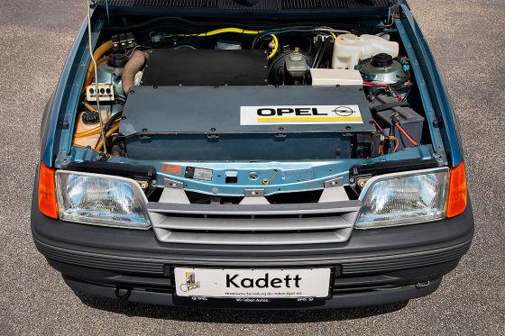 Opel Kadett E Impuls I: Klassiker des Tages