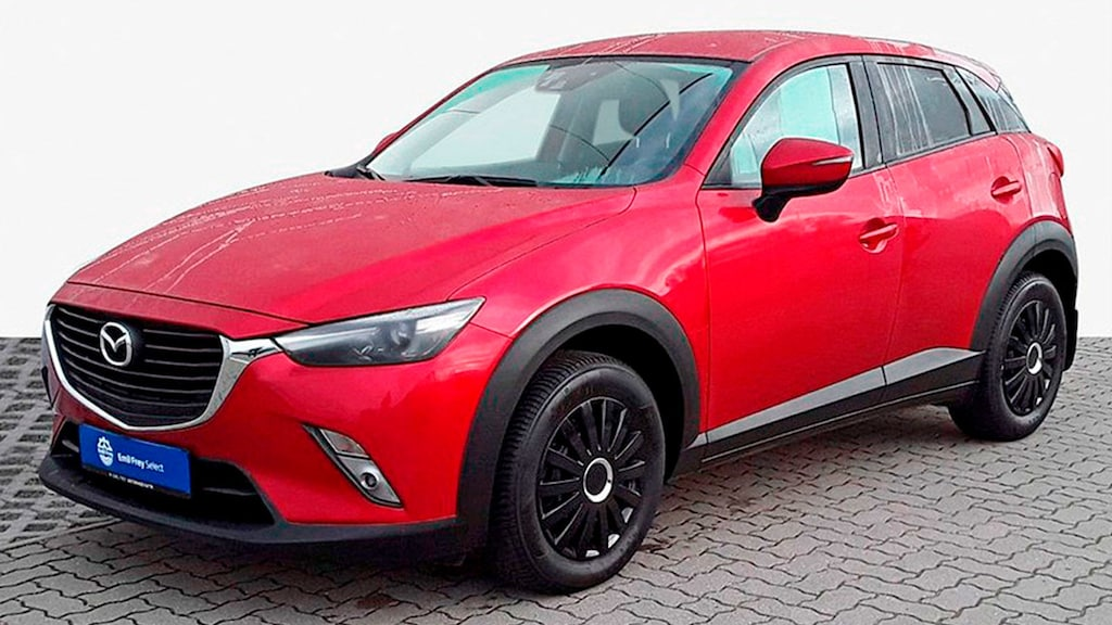 Top ausgestattetes Mazda-SUV unter 12.000 Euro