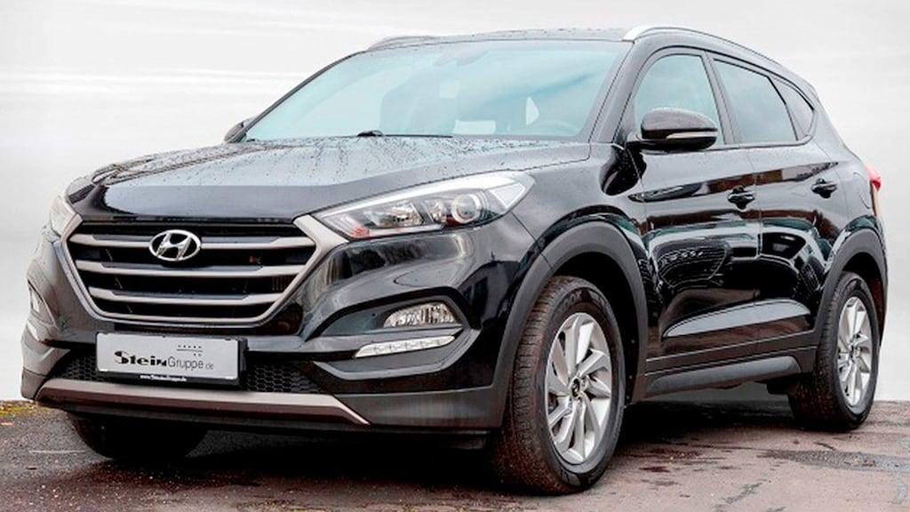 Top ausgestattetes Hyundai-Sondermodell zum kleinen Preis!