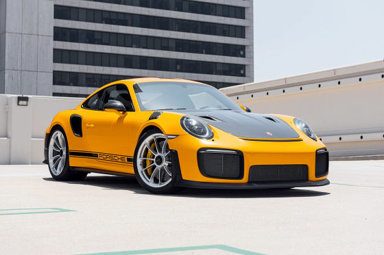Diesem einzigartigen Porsche 911 GT2 RS fehlt etwas Entscheidendes!