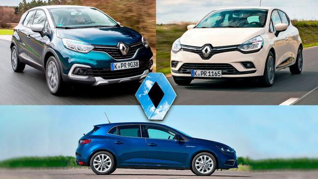 So schlagen sich gebraucht Renault-Modelle beim TÜV!