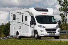 Teilintegrierte Wohnmobile unter 50.000 Euro