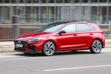 Hyundai i30 mit neuer Segelfunktion