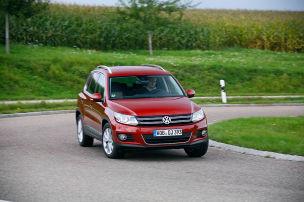 10 Kompakte SUVs bis 13.000 Euro!