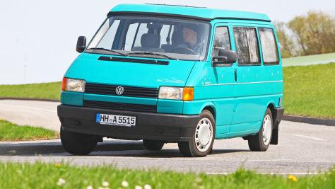 VW T4 California: Kaufberatung