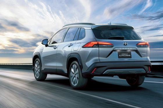Toyota hat ein Corolla-SUV vorgestellt, das auch zu uns kommen könnte