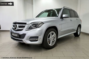 G�nstiger Mercedes GLK mit Euro 6-Diesel