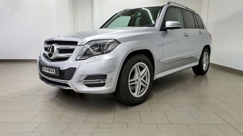 Mercedes GLK 250 CDI (2014): Gebraucht
