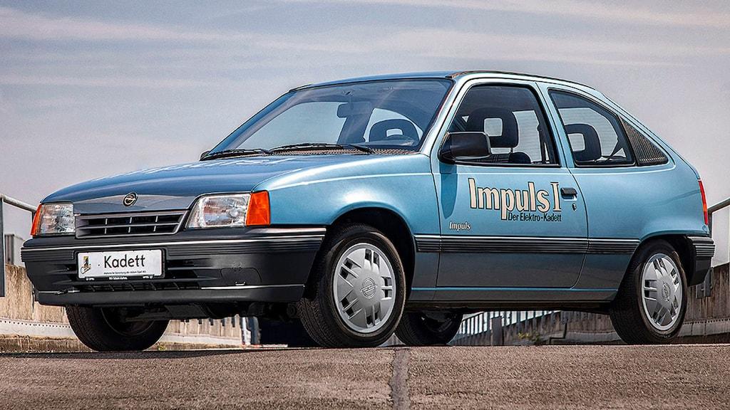 Diesen 30 Jahre alten Elektro-Opel kennt kaum jemand