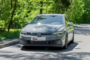 KW-Fahrwerk f�r den Golf 8 ab 1129 Euro