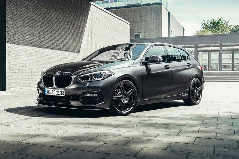 BMW 1er Tuning: AC Schnitzer