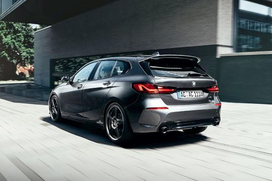 Sportlicher Look für den 1er BMW