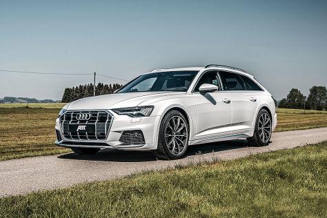Audi A6 Allroad Tuning: Abt Sportsline Power-Plus