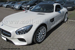 Auktion: Mercedes-AMG GT S