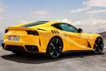 Bringt Ferrari einen neuen GTO?