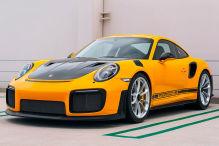 Diesem Porsche 911 GT2 RS fehlt ein entscheidendes Detail