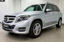 Solider Mercedes GLK mit Euro 6-Diesel unter 23.000 Euro