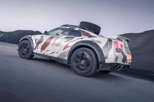 Ein Nissan GT-R mutiert zum SUV