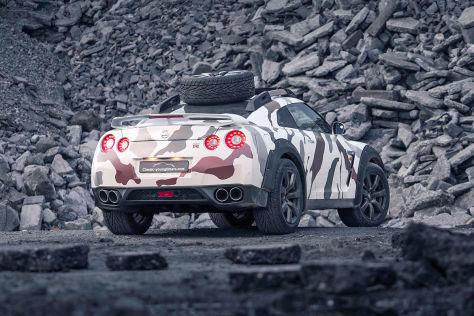 Nissan GT-R: Offroad, Tuning, Preis, SUV