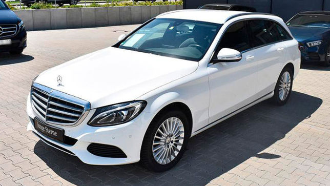 Geräumiger Mercedes mit Diesel-Hybrid zum Schnäppchenpreis
