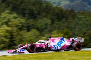 Vettel wieder ausgebremst