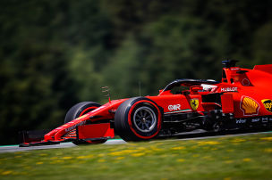 Formel 1: Vettel in Spielberg nur 16.