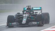 Formel 1: Regenquali in Spielberg