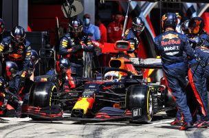 Verstappen: Red Bull ist einfach zu langsam