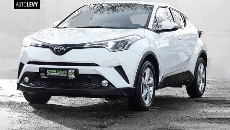 Toyota C-HR Flow (2017): Gebraucht