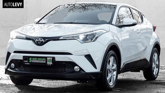 Günstiges Toyota-SUV mit hohem Style-Faktor
