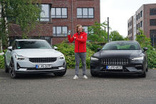 Polestar 1 und Polestar 2: Test, Andorid Automotive OS, Connectivity-Check